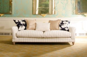 Tetrad Gatsby Midi Sofa in Ralph Lauren Signature Fabric